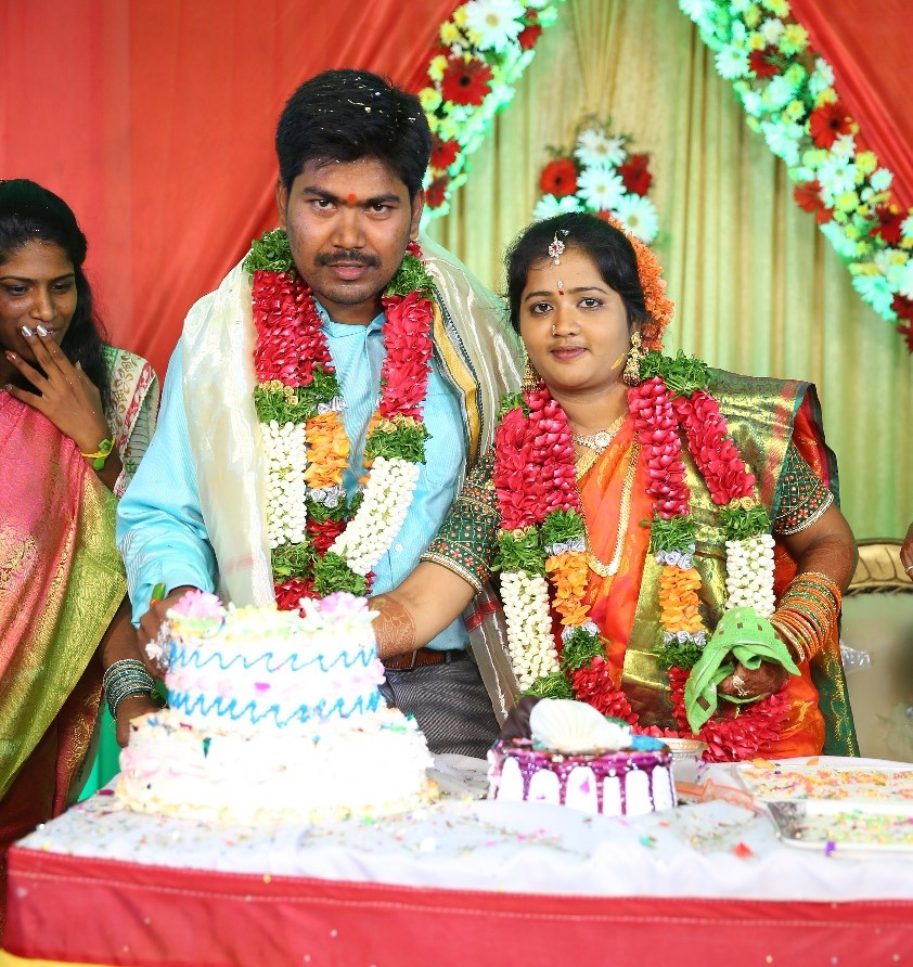 Sri Anusha weds Balwanth